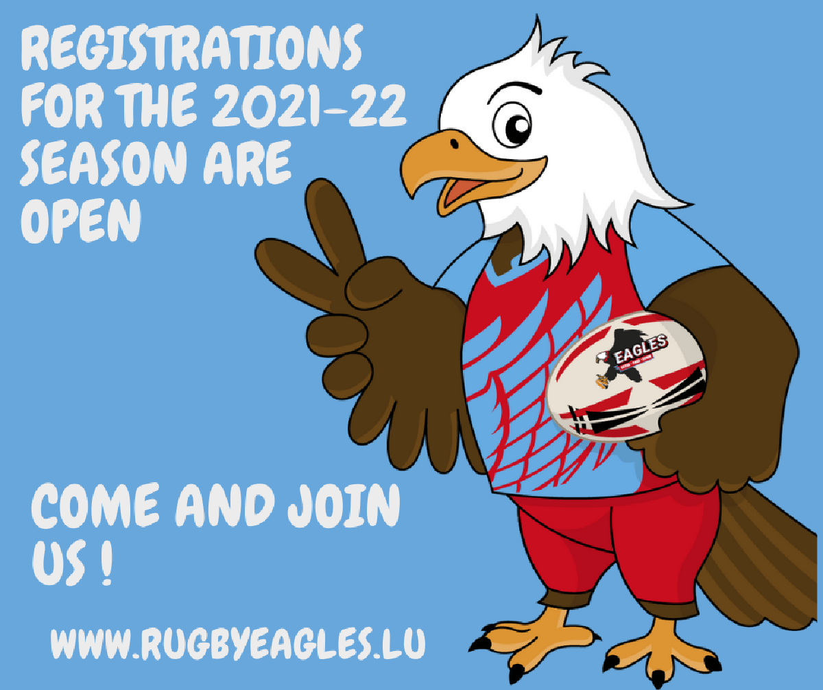 Registrations are now open