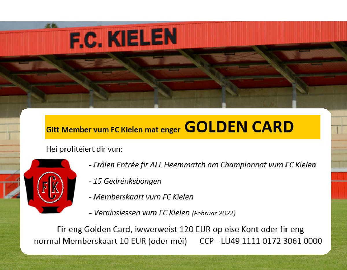 Golden Card: 2021/2022