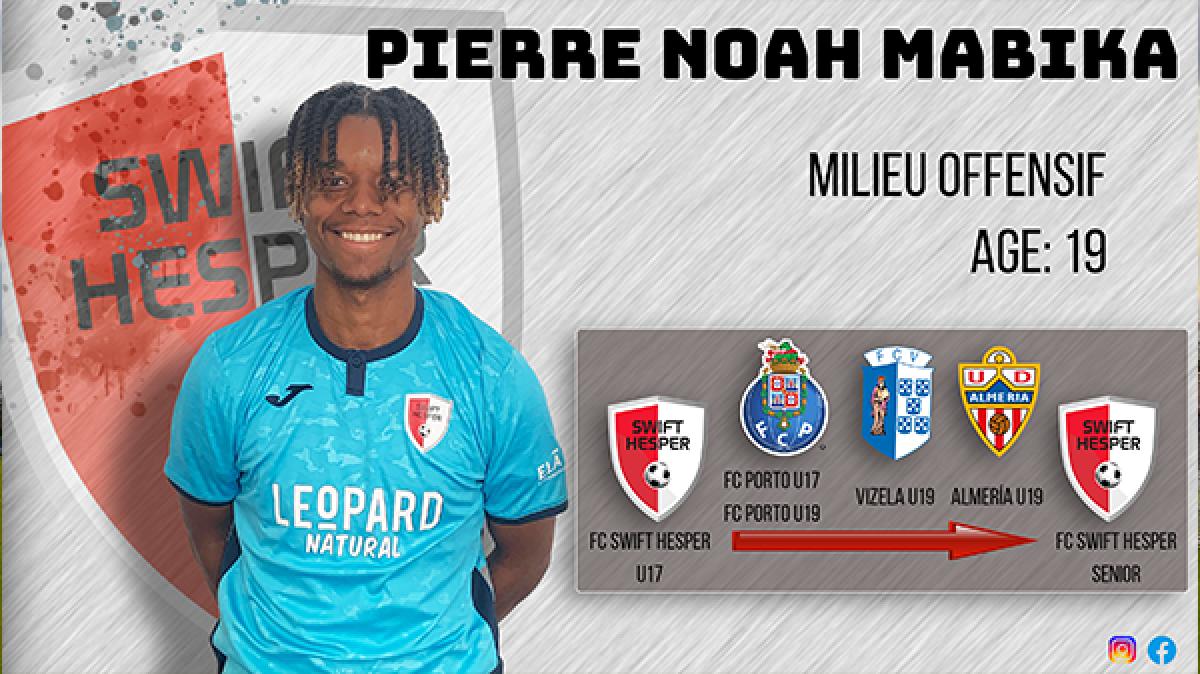 Transfer: Pierre-Noah Mabika