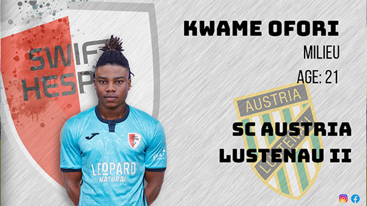 Transfer: Kwame Ofori