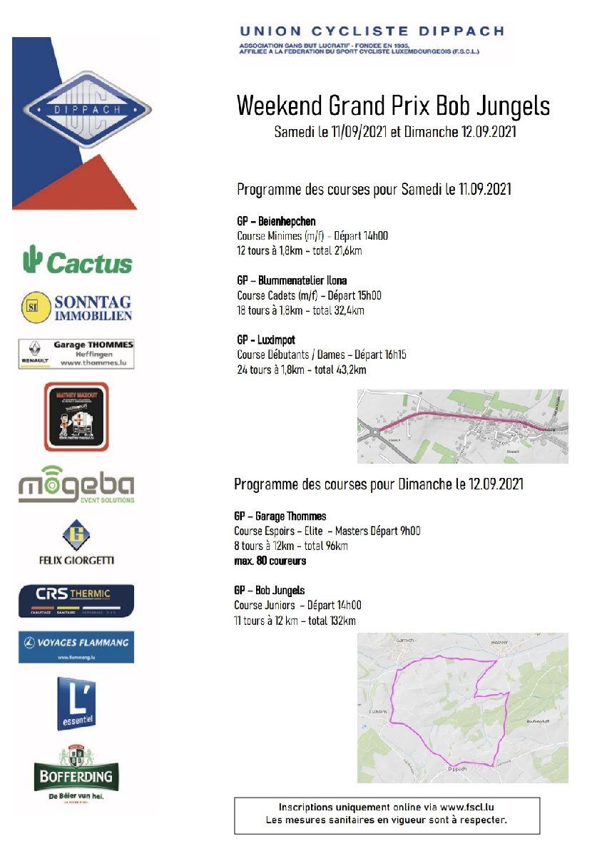 Courses 11/12.09.2021