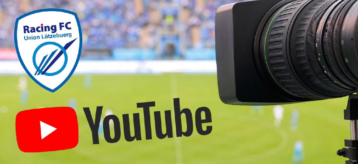 Le Racing lance sa chaîne YouTube