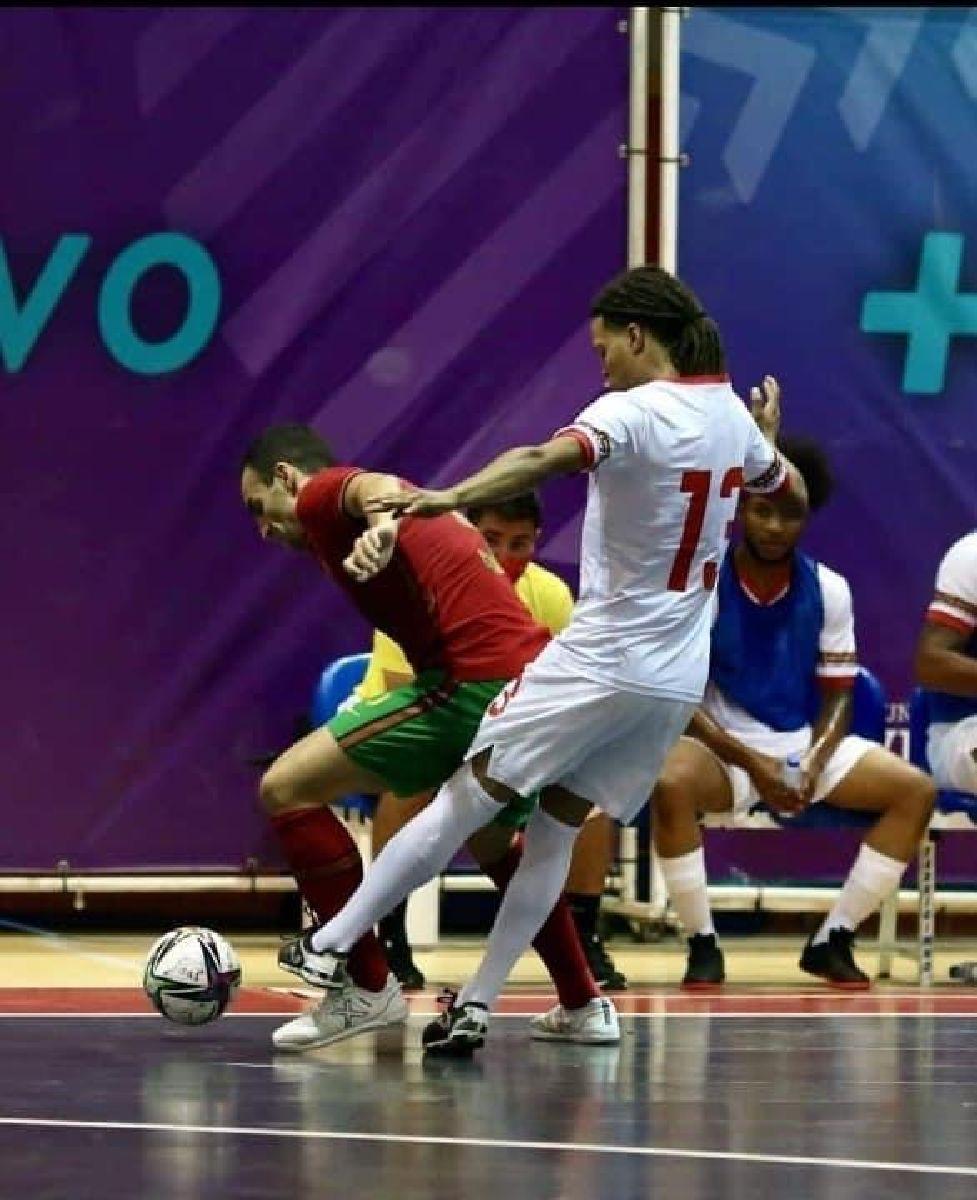 Den Ricardo Veiga op der  Futsal Weltmeeschterschaft an Litauen