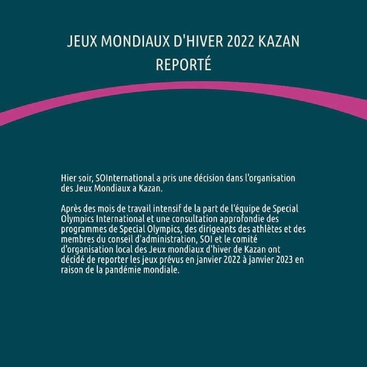 D'WANTERSPILLER KAZAN 2022 GOUFE VERLUECHT