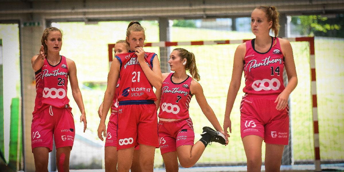Un succès et une défaite pour nos Panthers au Luxembourg