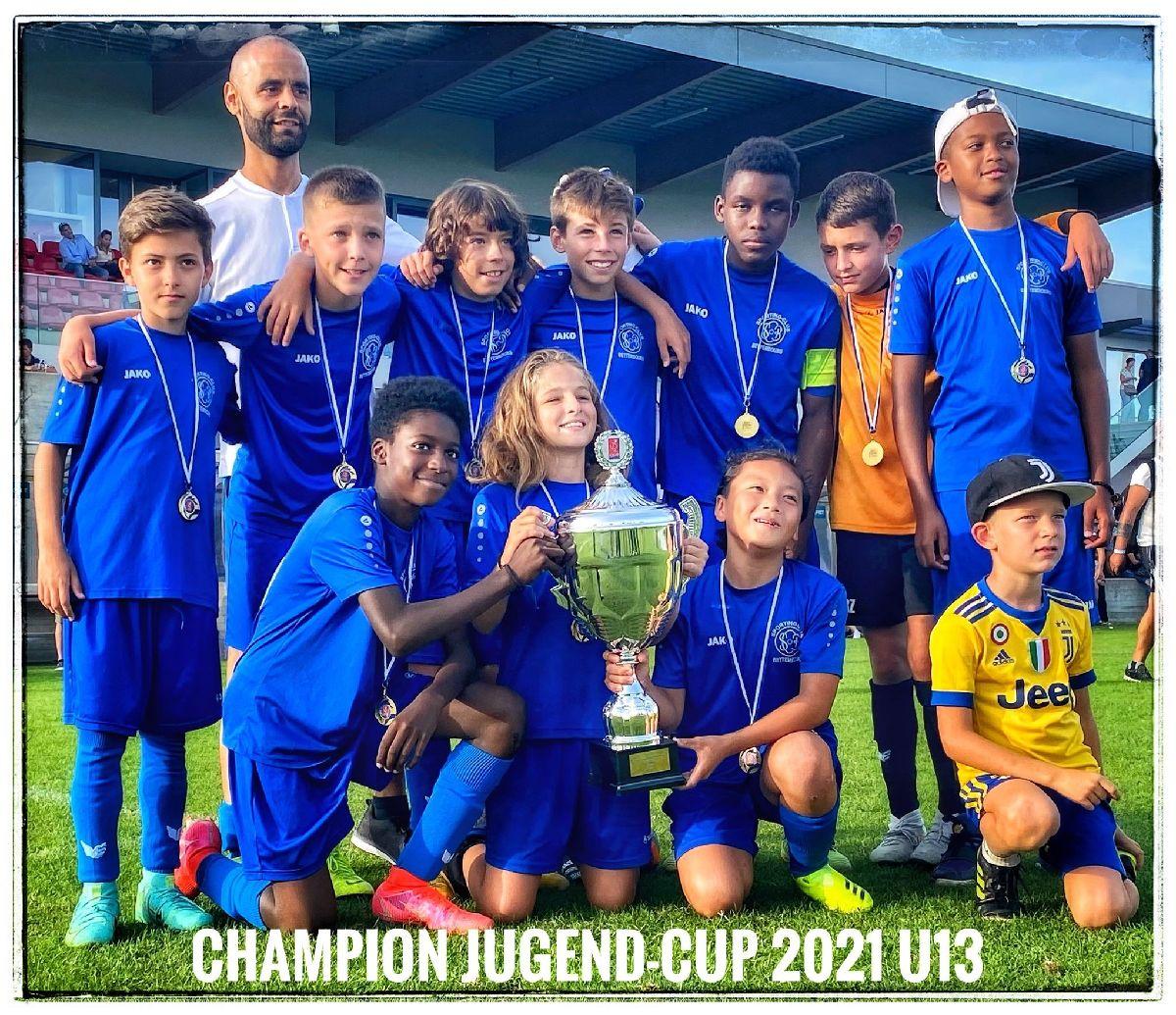 Nos U13 remporte la 29. édition du
