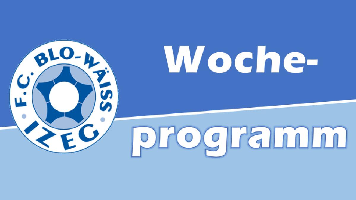 WOCHEPLANG VUM 13.09. - 21.09. - UPDATE!