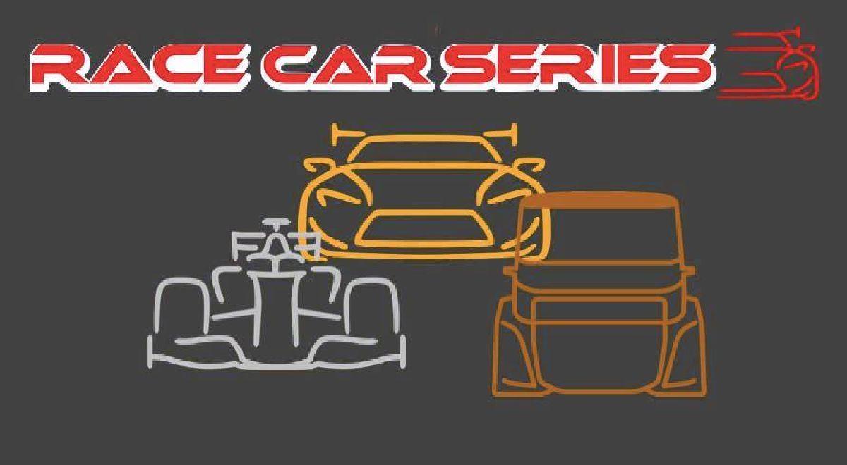 Ausschreibung Race Car Series Finale Luxemburg 1.-3.10.2021