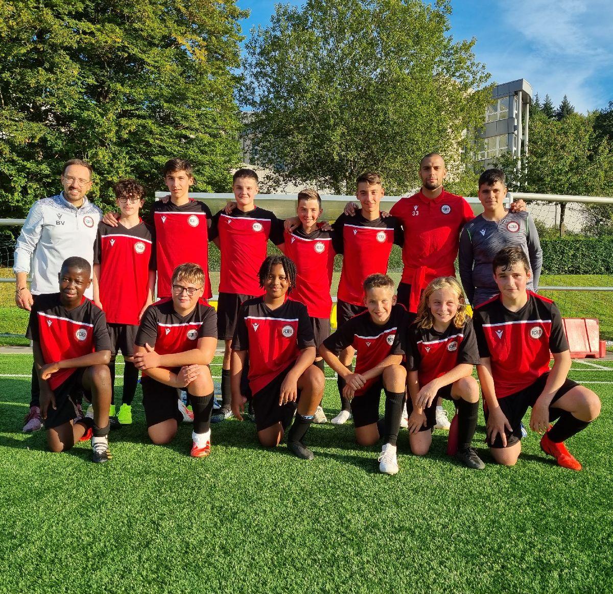 F.C. Rodange 91 U15