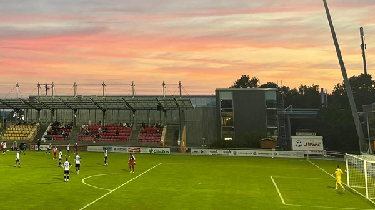 FC Swift Hesper 1:1 FC Victoria Rosport