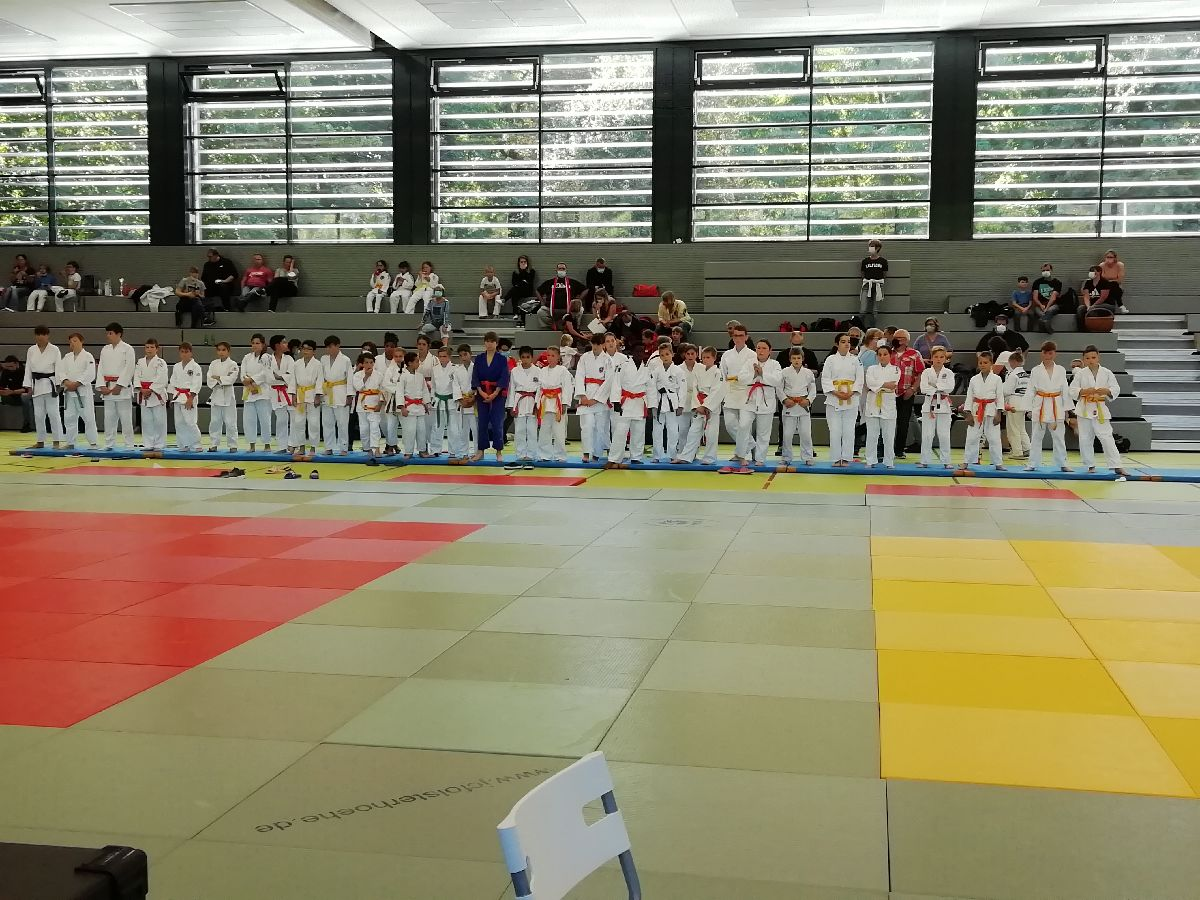 5. Ursapharm Judo Cup und SEM U18