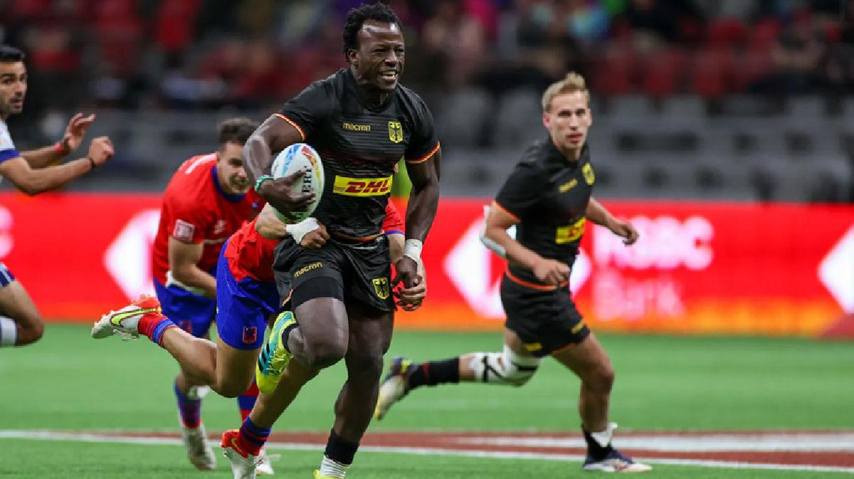 7er-Rugbymänner Neunte bei World-Series-Comeback