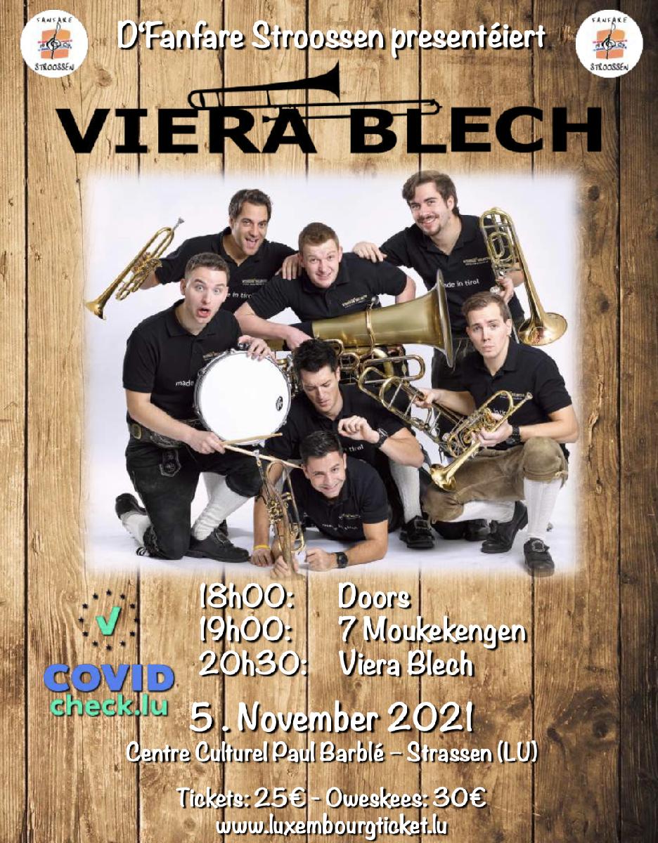 Tiroler Vollblutmusiker sorgen für Blasmusik auf höchstem Niveau inkl. hohem Spaß- und Unterhaltungsfaktor!!!