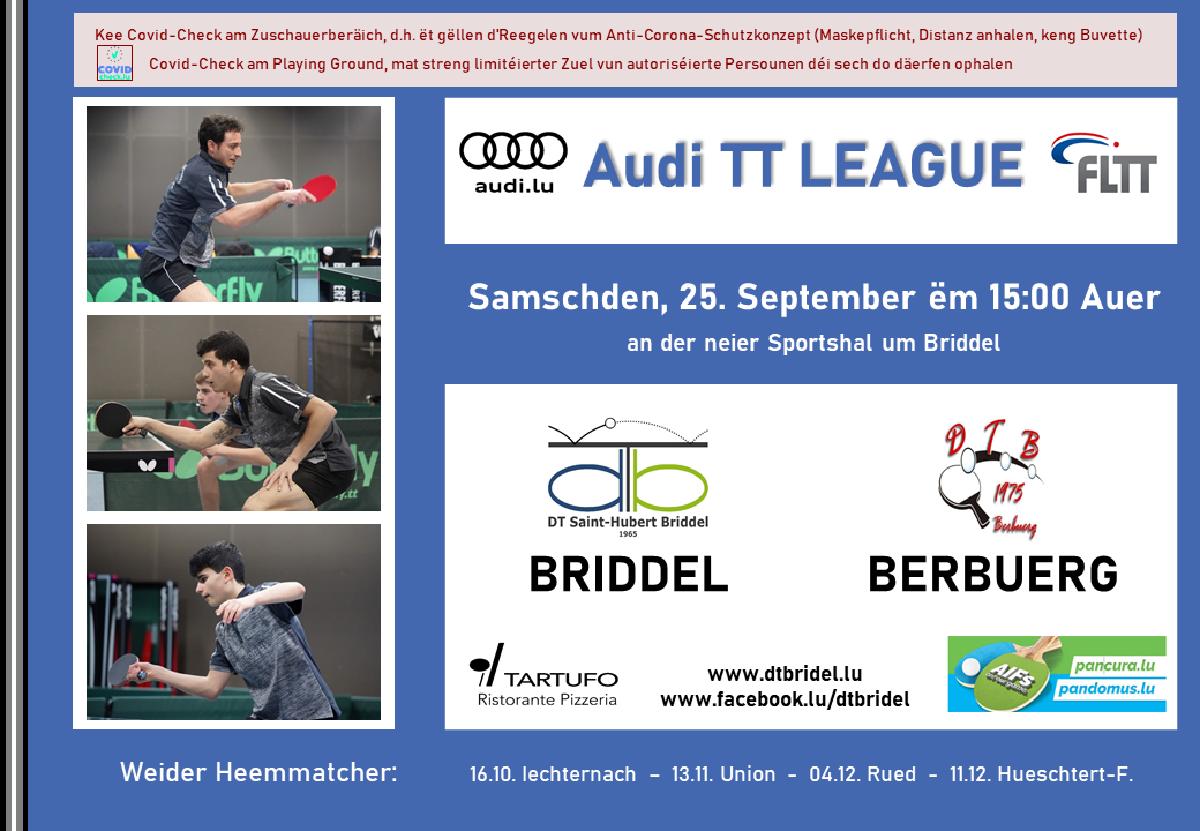 2. Spilldag an der Audi TT League