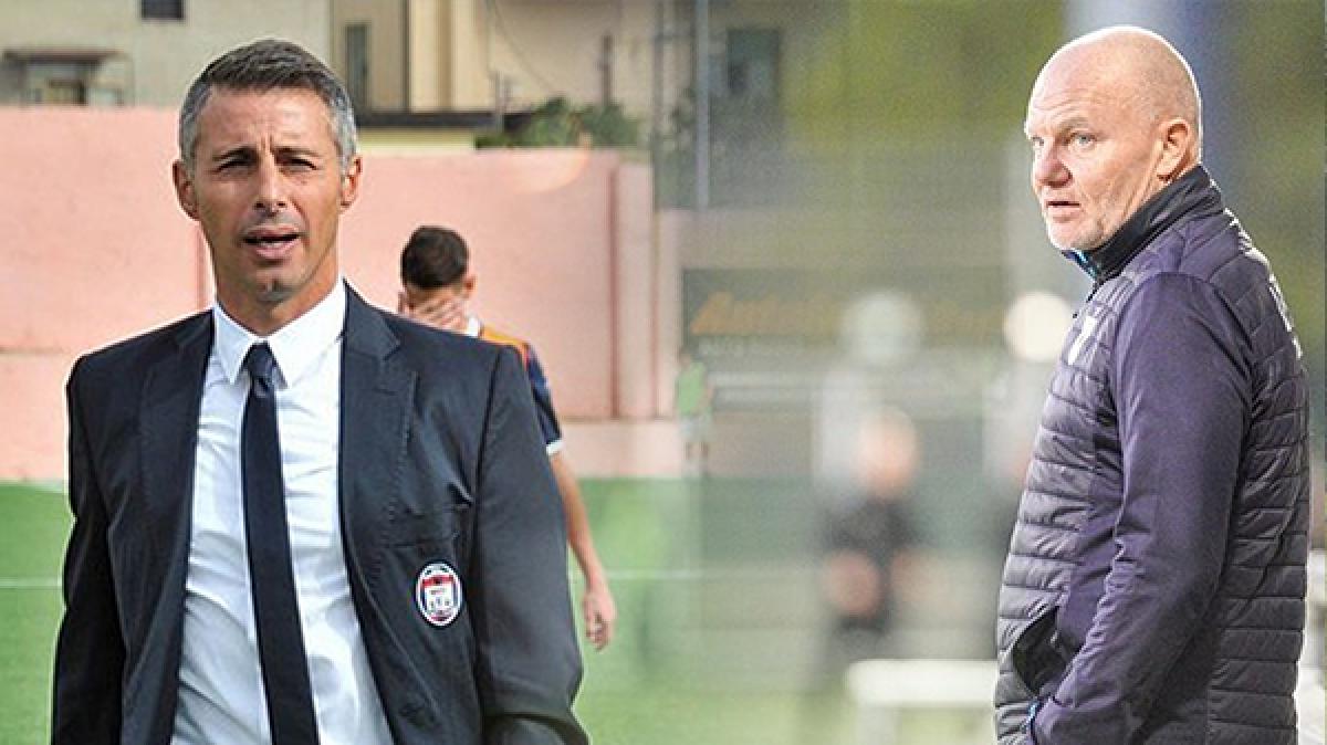 Trainerwiessel: Aniello Parisi & Bertrand Crasson