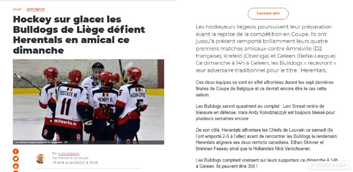 La Meuse web 24 septembre 2021