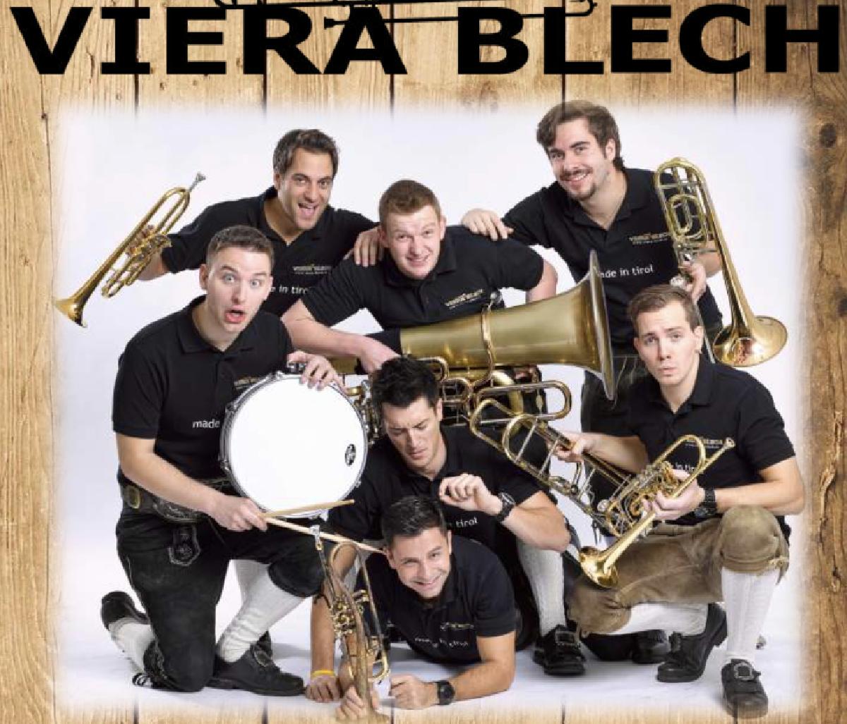 TICKETS VIERA BLECH ELO KAFEN!!!