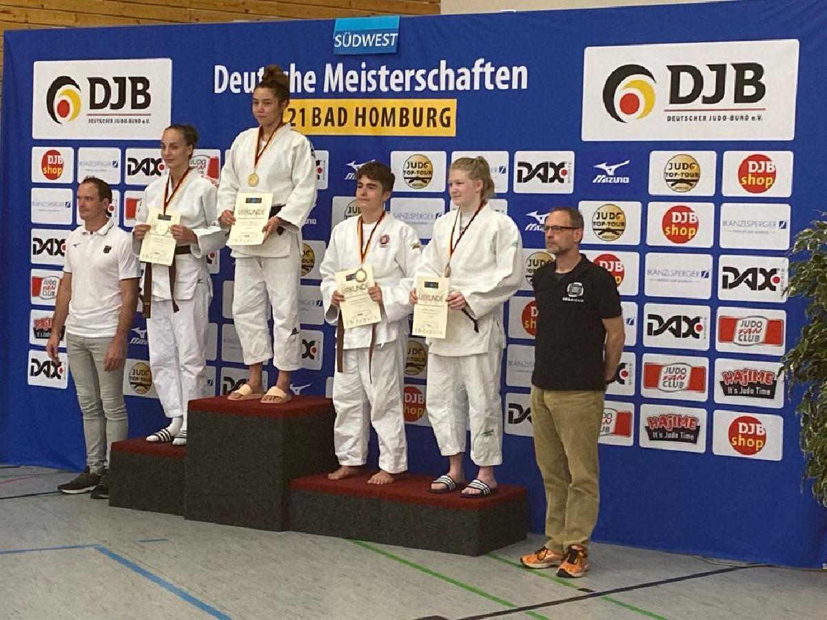 SWEM U21 m/w in Bad Homburg