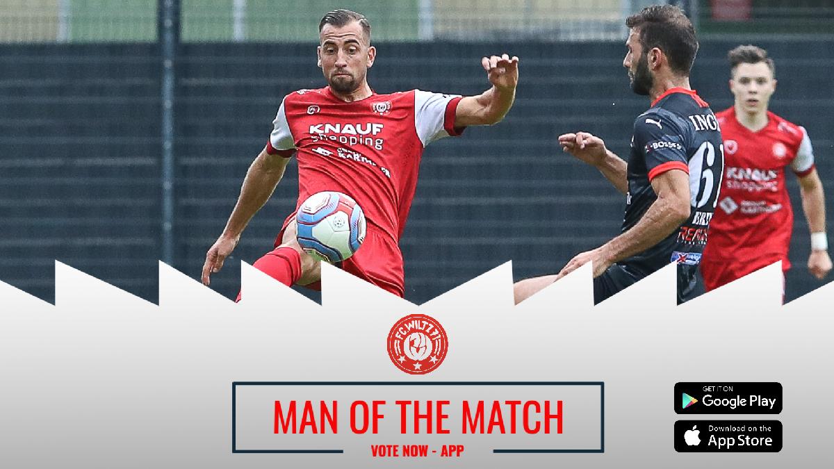 MAN OF THE MATCH VS FC DIFFERDANGE 03 -> Vote now!