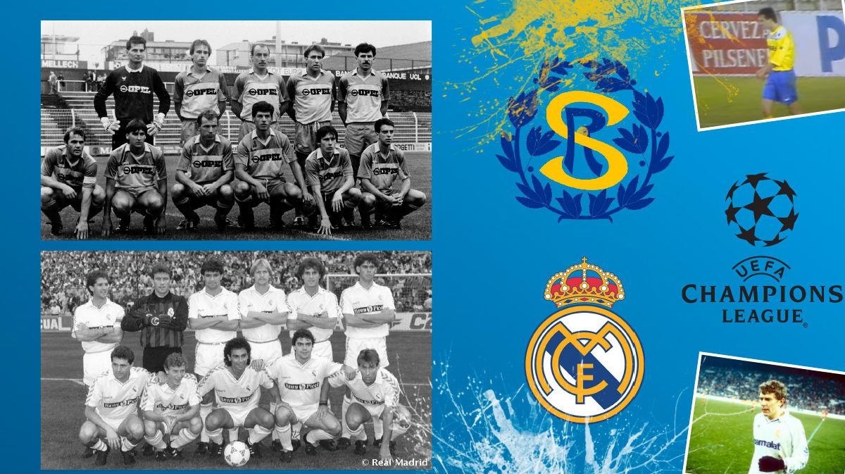 Histoire : Il y a 32 ans, le Spora défiait le Real Madrid en Coupe des Clubs Champions