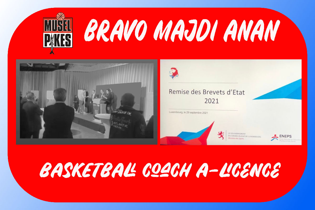 congratulations Majdi ANAN