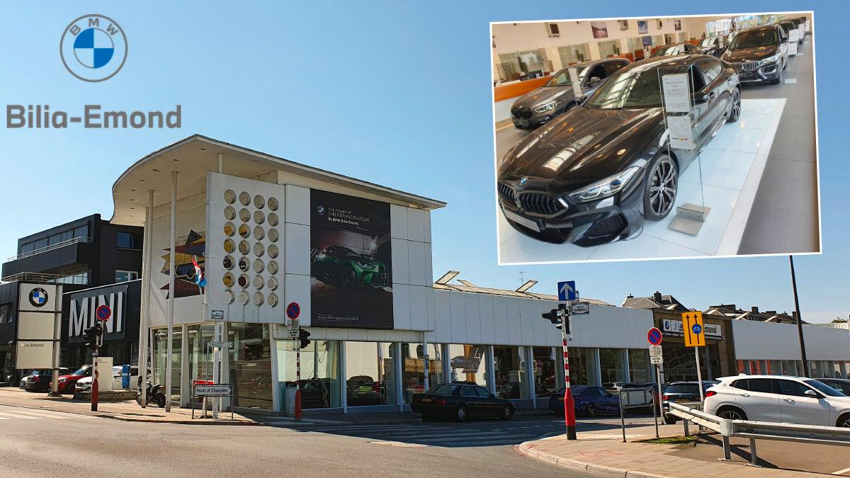 BMW Bilia-Emond : Philippe Emond, la passion du foot