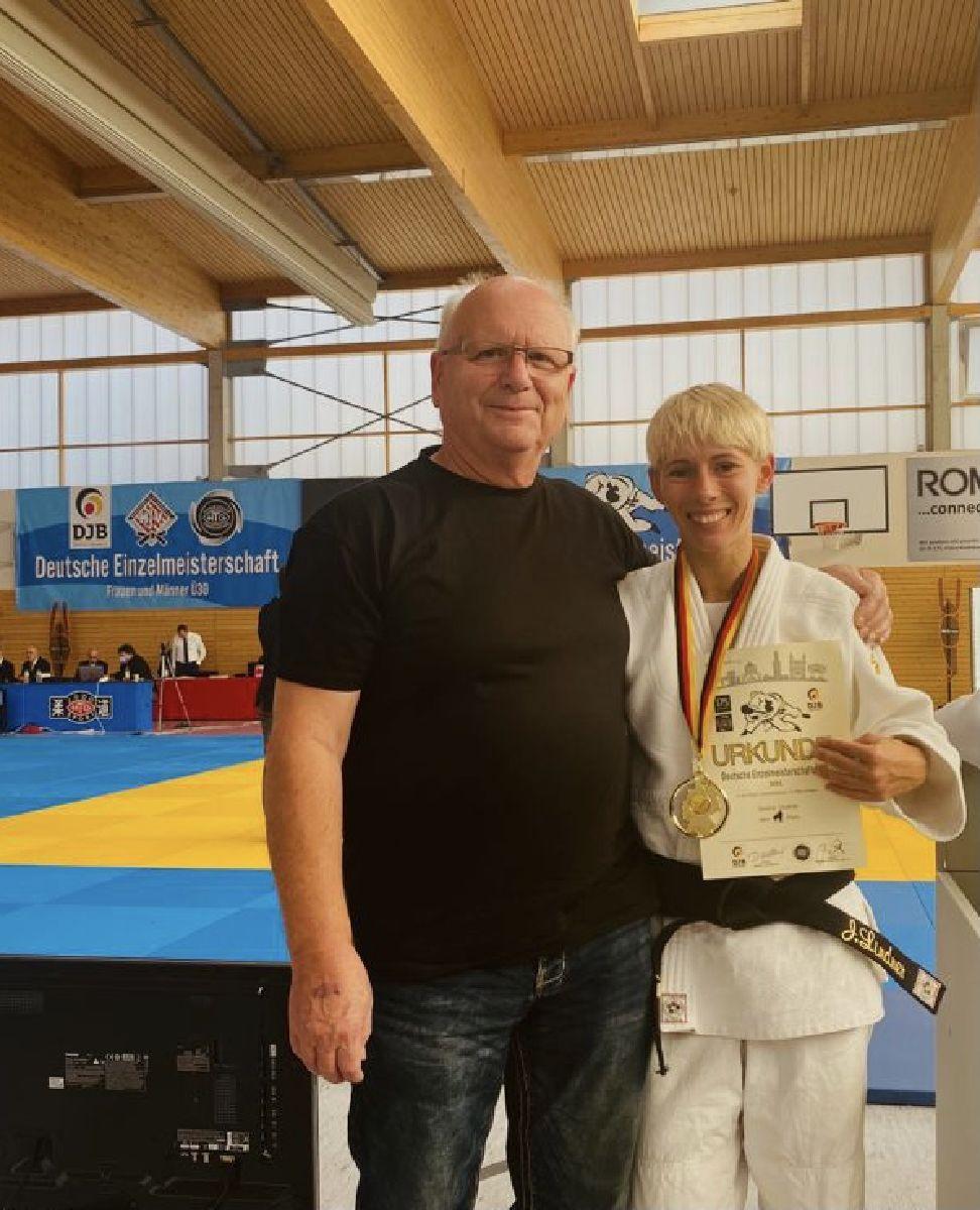 Gute Platzierungen für saarländische Ü30 Judoka bei den Deutschen Meisterschaften