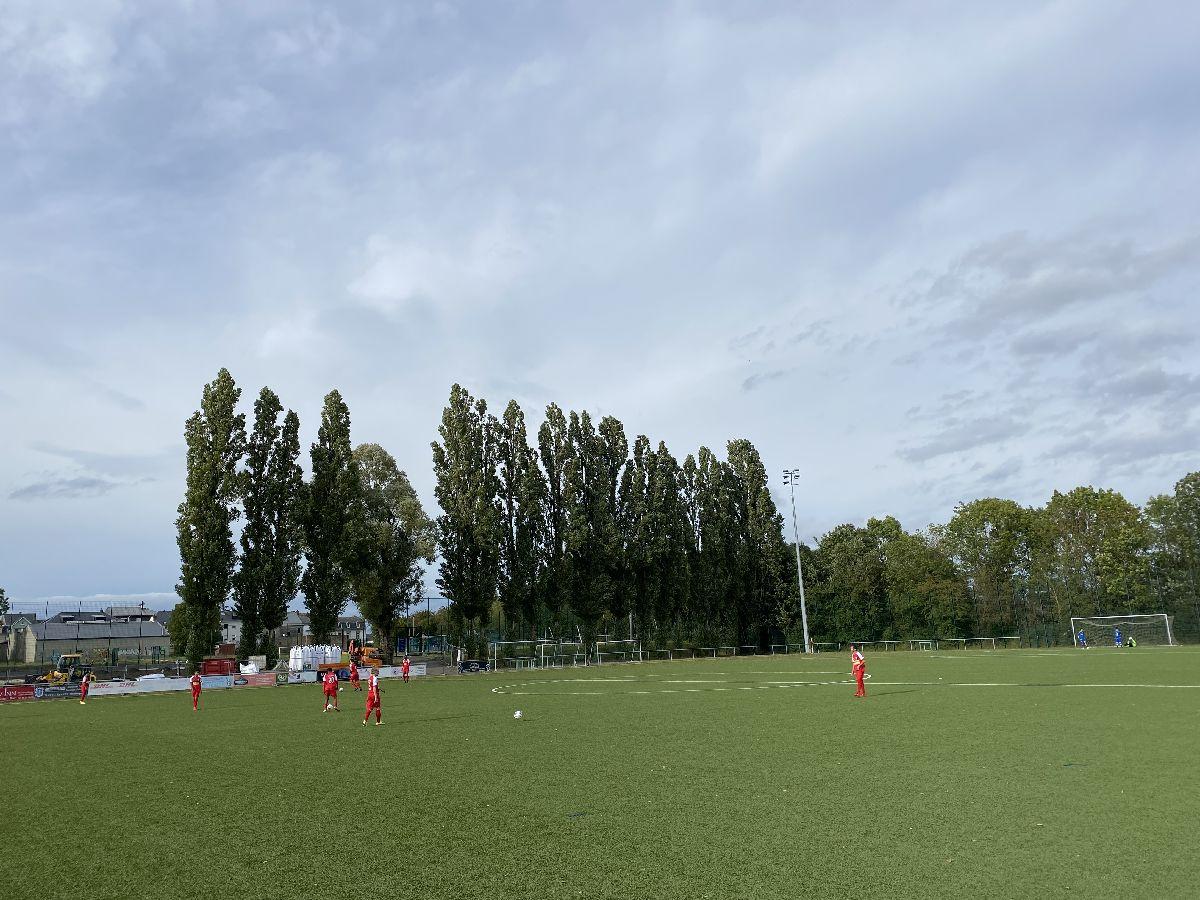 Eis Scolaires gewannen 1-8 zu Gaasperech