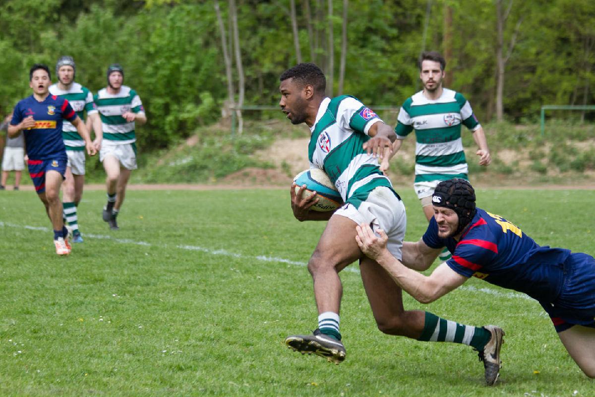 Offenes Rugby-Probetraining im Waldstadion