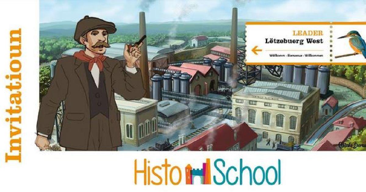 HistoSchool (LEADER Lëtzebuerg West)