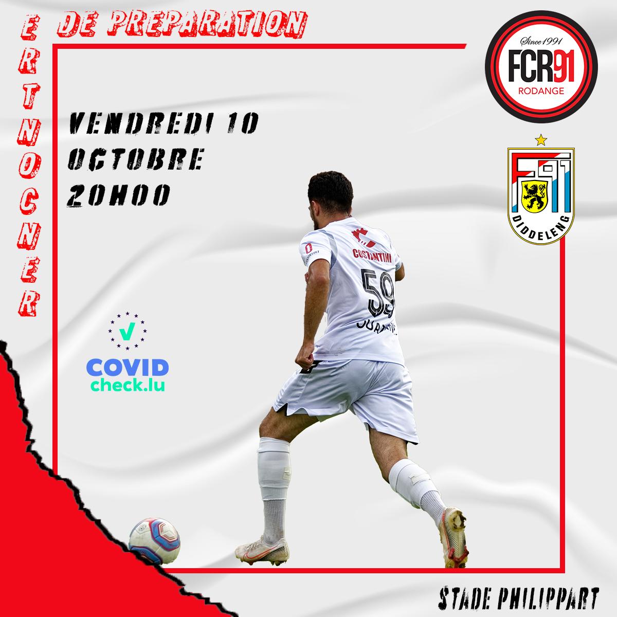 FC Rodange 91 - F91