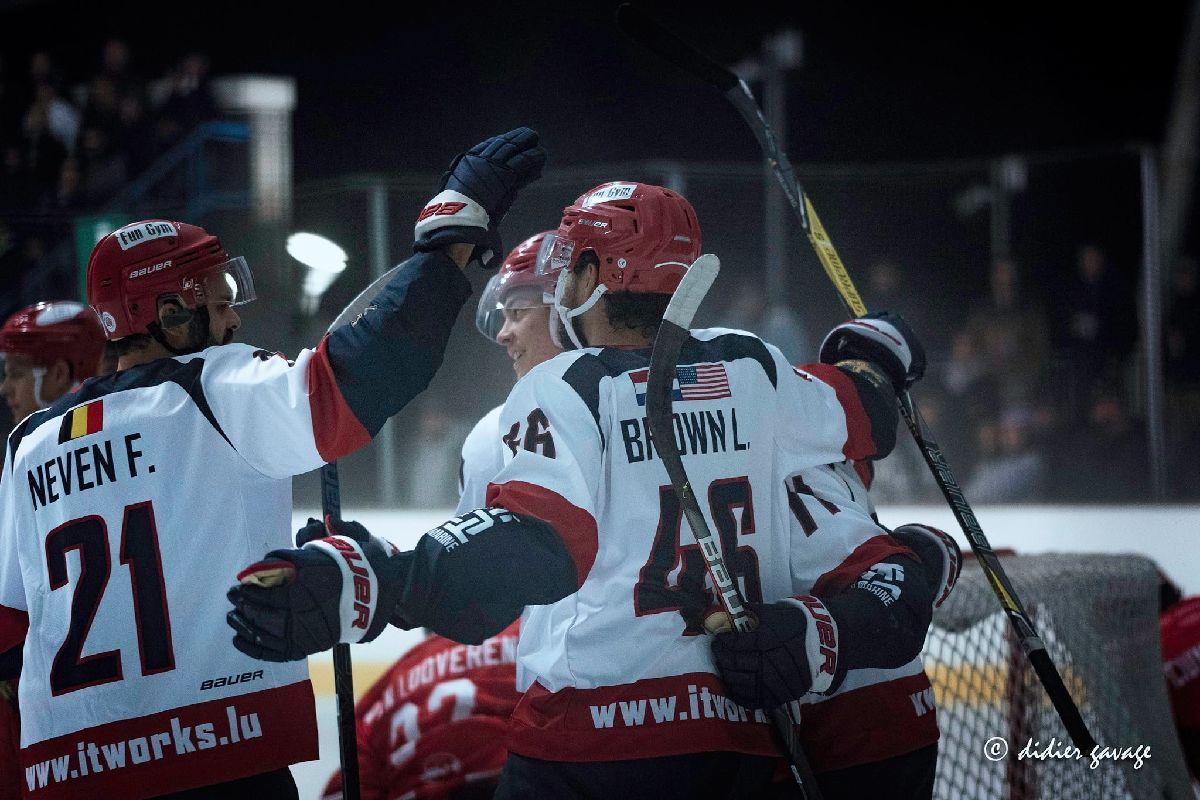 Une reprise en fanfare pour les Bulldogs de Liège avec Deux victoires ce w-e en coupe de Belgique face à Herentals