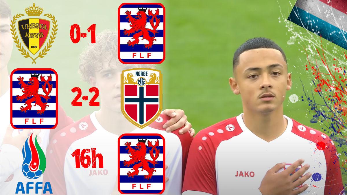 Grosse performance pour nos jeunes U17 en sélection !