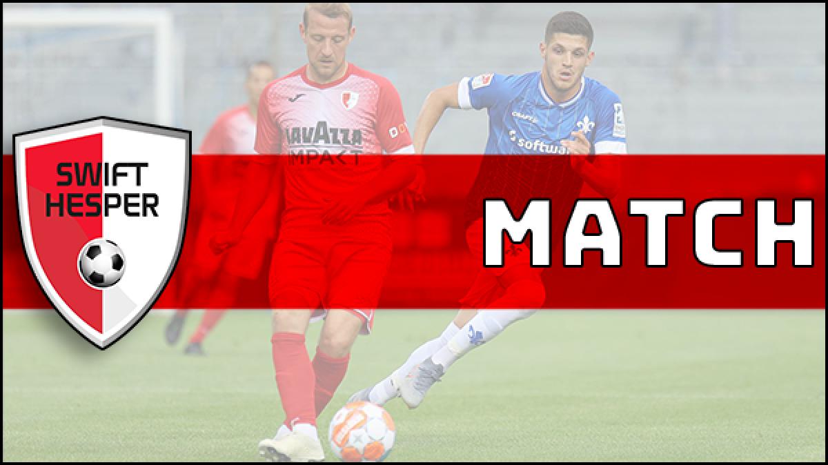 FC Swift Hesper 1:1 FC Progres Niederkorn