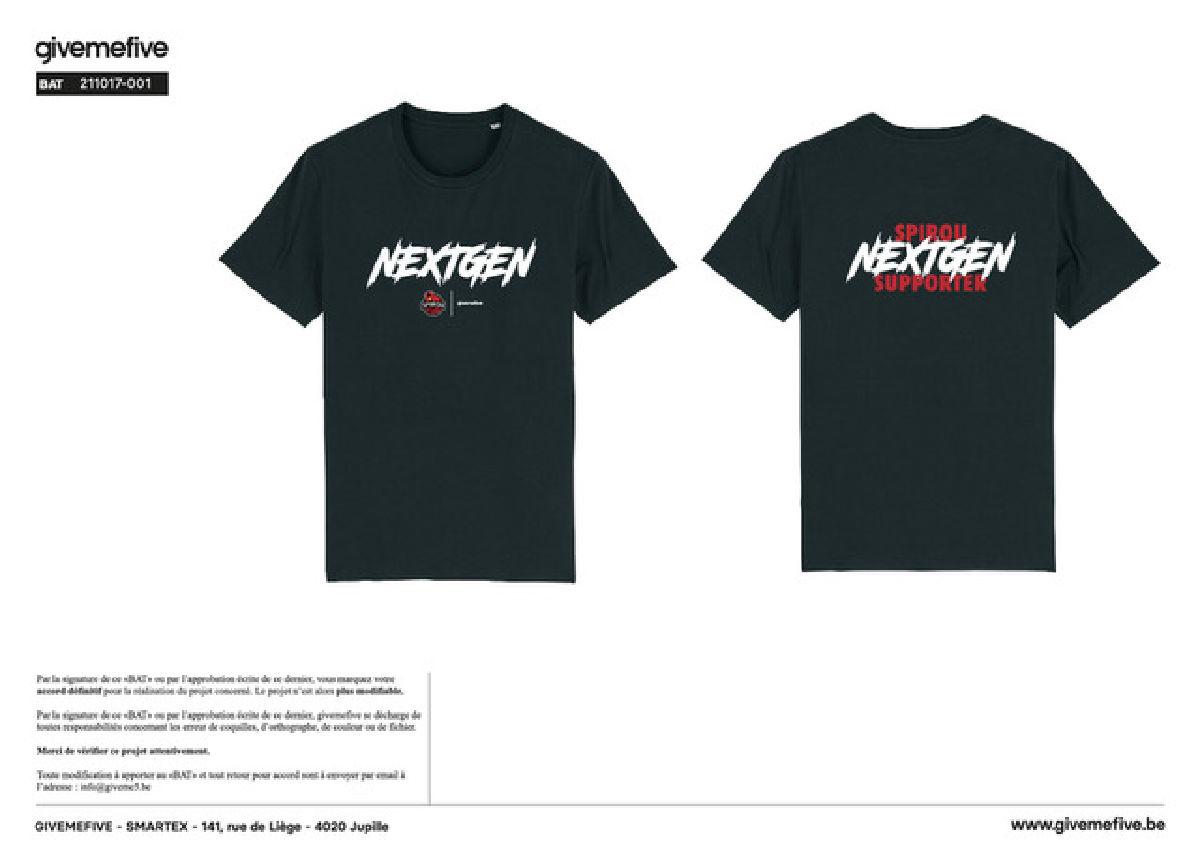 Le t-shirt du Supporter est annoncé !!