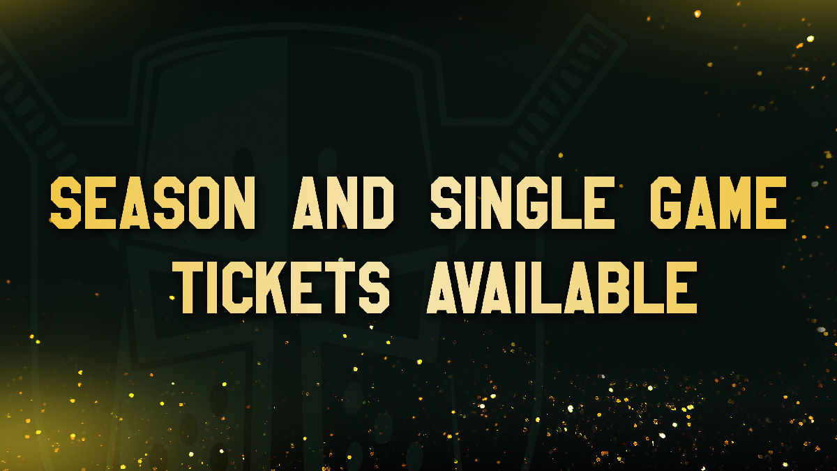 Knights tickets selling quickly online