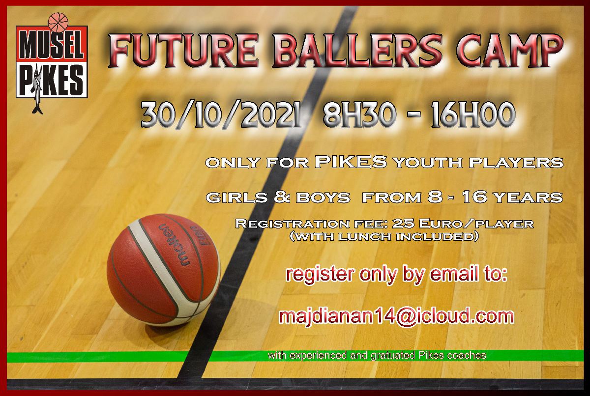 PIKES FUTURE BALLERS CAMP