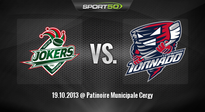Preview: Tornado Luxembourg faces lower ranked Cergy II