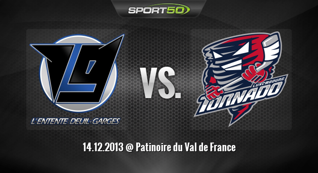 Preview: Tornado Luxembourg takes on leader Deuil-Garges