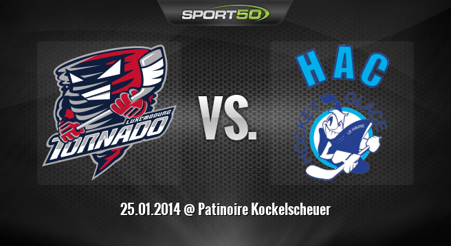 Preview: Le Havre takes on 3rd ranked Tornado Luxembourg