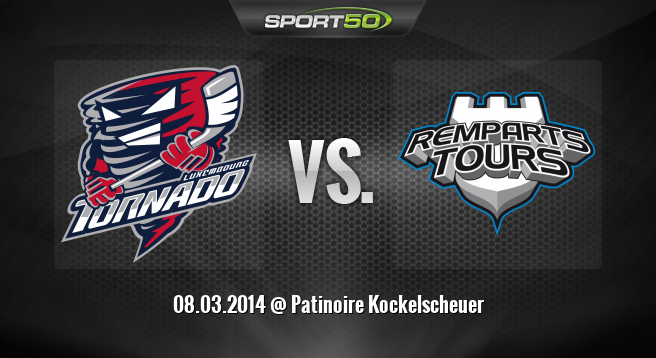 Preview: Tornado Luxembourg faces Remparts de Tours II