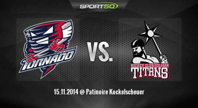 Preview: Tornado Luxembourg faces Colmar Titans