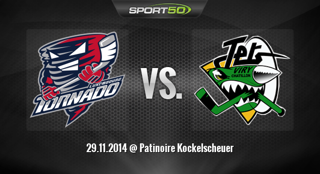 Preview: Tornado Luxembourg takes on Jets de Viry