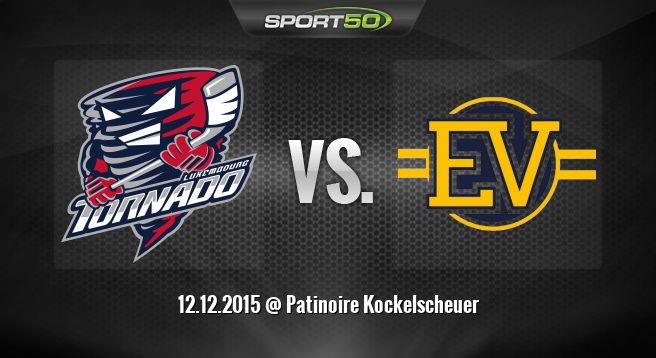 Preview: Tornado Luxembourg faces lower ranked Evry Viry Hockey 91