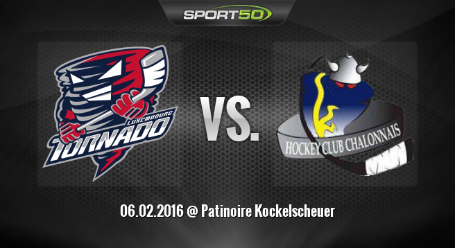 Preview: Tornado Luxembourg takes on 1st ranked Gaulois Chalons