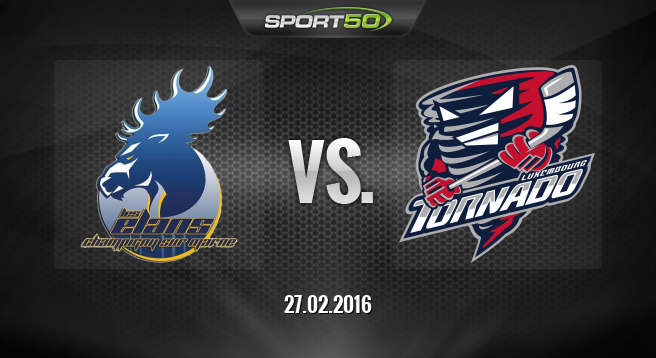 Preview: Tornado Luxembourg goes up against 3rd ranked Elans de Champigny