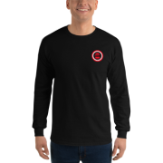 Image of Long Sleeve T-Shirt Red Boys