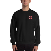 Image of Crewneck Sweatshirt  Red Boys