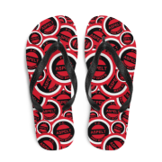 Image of Flip-Flops Red Boys