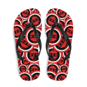 Image of Flip-Flops Red Girls